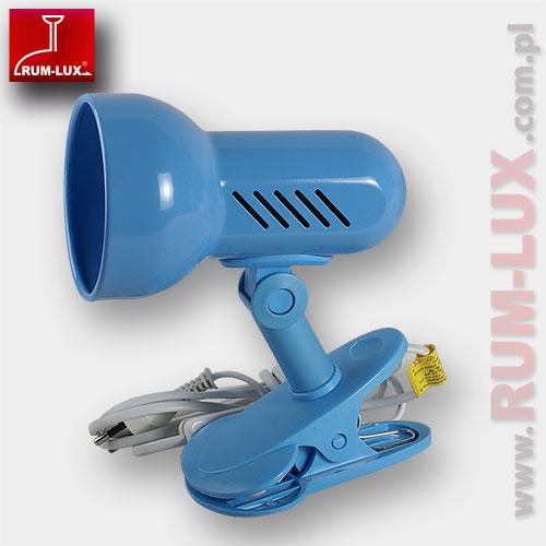 Lampka biurkowa L4 [niebieska ]